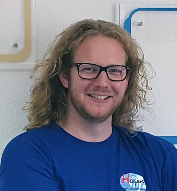 Sven Hagen - Pflegedienst Hagen